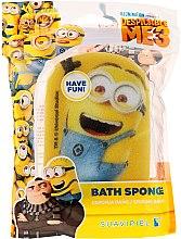 Düfte, Parfümerie und Kosmetik Kinder-Badeschwamm blau Glücklicher Minion - Suavipiel Minnioins Bath Sponge