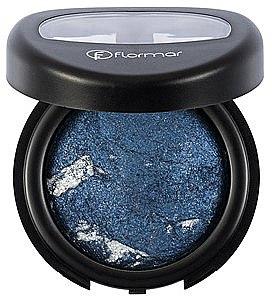 Lidschatten - Flormar Diamonds Baked Eyeshadow — Bild N1