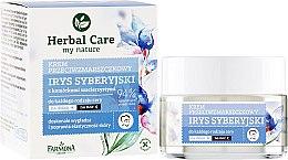 Düfte, Parfümerie und Kosmetik Anti-Falten Gesichtscreme - Farmona Herbal Care Siberian Iris Cream