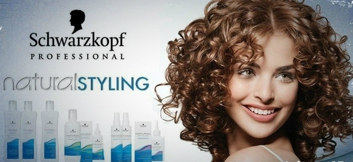 Professionelles Stylinggel für lockiges Haar - Schwarzkopf Professional Natural Styling Creative Gel №1 — Bild N4
