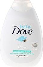 Düfte, Parfümerie und Kosmetik Feuchtigkeitsspendende Körperlotion für Kinder - Dove Baby Sensitive