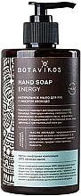 Düfte, Parfümerie und Kosmetik Natürliche flüssige Handseife mit Avocadoöl - Botavikos Energy Hand Soap