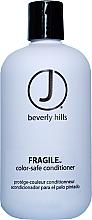 Düfte, Parfümerie und Kosmetik Haarspülung für gefärbtes Haar - J Beverly Hills Fragile Conditioner