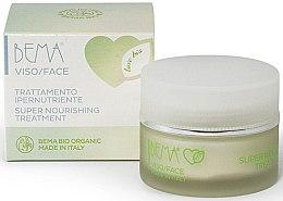 Düfte, Parfümerie und Kosmetik Pflegende Gesichtscreme - Bema Cosmetici Love Bio Super Nourishing Treatment