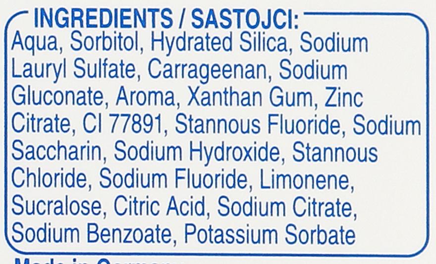 Schützende und regenerierende Zahnpasta für Zahnfleisch und -schmelz - Oral-B Professional Gum & Enamel Repair Original — Bild N4