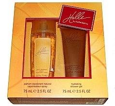 Düfte, Parfümerie und Kosmetik Halle Berry Halle - Duftset (Parfümiertes Deodorant 75ml + Duschgel 75ml)