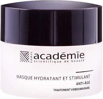 Stimulierende und feuchtigkeitsspendende Gesichtsmaske - Academie Age Recovery Stimulating & Moisturizing Mask — Bild N2