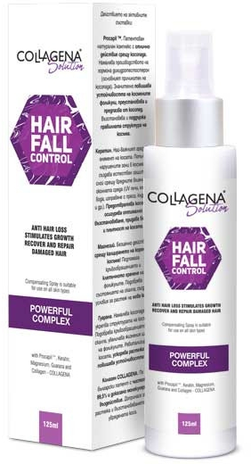 Pflegespray gegen Haarausfall - Collagena Solution Hair Fall Control — Bild N1