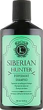 Düfte, Parfümerie und Kosmetik Shampoo für täglichen Gebrauch mit Pfefferminze - Lavish Care Siberian Hunter Peppermint Shampoo