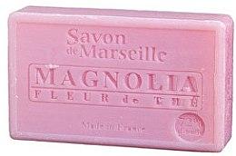 Düfte, Parfümerie und Kosmetik Naturseife mit Magnolien- und Teeblumen - Le Chatelard 1802 Soap Magnolia and Tea Flowers