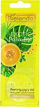 """Düfte, Parfümerie und Kosmetik 2in1Duschgel und Körperpeeling """"Melone"""" - Bielenda Exotic Paradise Shower Gel (Probe)"""