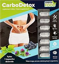Düfte, Parfümerie und Kosmetik Nahrungsergänzungsmittel Carbodetox mit Aktivkohle zur Körperentgiftung in 21 Tagen - Noble Health Slim Line Carbodetox