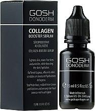 Düfte, Parfümerie und Kosmetik Anti-Aging Gesichtsserum mit Kollagen - Gosh Donoderm Collagen Booster Serum