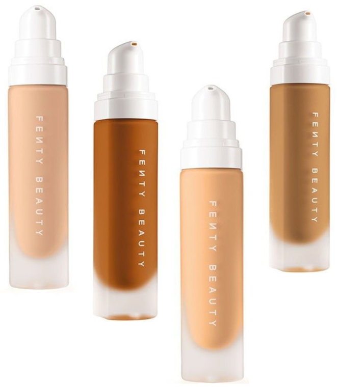 Mattierende langanhaltende Foundation - Fenty Beauty By Rihanna Pro Filt'r Soft Matte Longwear Foundation — Bild N2