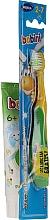 Düfte, Parfümerie und Kosmetik Zahnpflegeset für Kinder - Bobini 2-7 (Zahnbürste 2-7 Jahre gelb-grün + Zahnpasta 75ml)