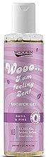 Düfte, Parfümerie und Kosmetik Duschgel mit Basilikum und Kiefer - Wooden Spoon I am feeling Zen! Shower Gel