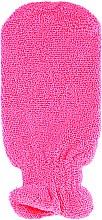 Düfte, Parfümerie und Kosmetik Badehandschuh rosa - Suavipiel Bath Micro Fiber Mitt Extra Soft