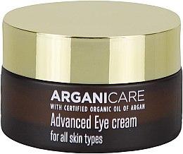 Düfte, Parfümerie und Kosmetik Glättende und feuchtigkeitsspendende Augencreme mit Arganöl und Sheabutter - Arganicare Shea Butter Advanced Eye Cream