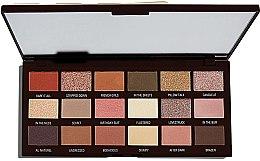 Düfte, Parfümerie und Kosmetik Lidschattenpalette - I Heart Revolution Chocolate Palette
