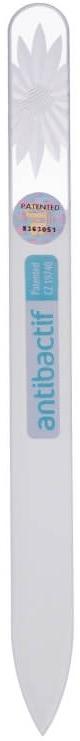 Glasnagelfeile 801 - Blazek Glass Antibactif Glass Nail File — Bild N1
