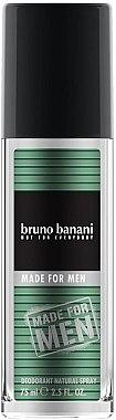 Bruno Banani Made for Men - Parfümiertes Körperspray — Bild N1