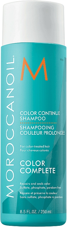 Haarpflegeset - Moroccanoil Color Complete Holiday Set (Shampoo 250ml + Conditioner 250ml + Haarspray 50ml) — Bild N5