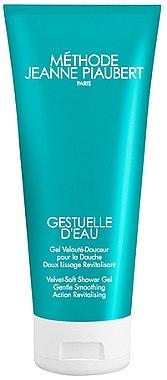 Revitalisierendes Duschgel - Methode Jeanne Piaubert Gestuelle d'Eau Velvet-Soft Shower Gel — Bild N1