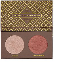 Düfte, Parfümerie und Kosmetik Highlighting-Palette - Zoeva Cocoa Blend Highlighter