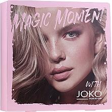 Düfte, Parfümerie und Kosmetik Make-up Set (Mascara 9ml + Lidschatten 7g + Nagellack 10ml) - Joko Perfect Magic Moment