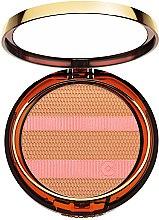 Düfte, Parfümerie und Kosmetik Bronzepuder mit rosa Highlights und Vitamin E - Collistar Belle Mine Bronzing Powder Natural Glow