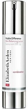 Hautregulierende Tageslotion für Mischhaut - Elizabeth Arden Visible Difference Skin Balancing Lotion SPF 15 — Bild N1