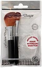 Düfte, Parfümerie und Kosmetik Make-up Set Fashion Design 38167 - Top Choice (2 Pinsel + Make-up Schwamm)
