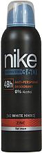 Düfte, Parfümerie und Kosmetik Deospray Antitranspirant - Nike Man Zinc Deodorant Spray