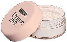 Düfte, Parfümerie und Kosmetik Loser Gesichtspuder - Pupa Prime Me