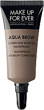 Düfte, Parfümerie und Kosmetik Wasserfester Augenbrauenkorrektor - Make Up For Ever Aqua Brow Wateproof Eyebrow Corrector