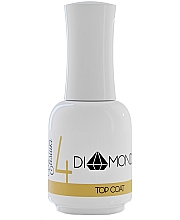 Düfte, Parfümerie und Kosmetik Gel-Nagelüberlack - Elisium Diamond Liquid 4 Top Coat
