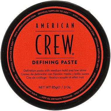 Modellierende Haarpaste - American Crew Classic Defining Paste — Bild N1