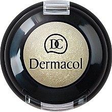 Düfte, Parfümerie und Kosmetik Lidschatten - Dermacol Bonbon Eye Shadow Metallic Look
