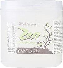 Düfte, Parfümerie und Kosmetik Körpermaske mit natürlichen Ölen und Extrakten - Hristina Cosmetics Sezmar Professional Zen Aromatherapy Body Mask