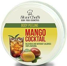 Düfte, Parfümerie und Kosmetik Aufweichendes Körperpeeling mit Mango - Stani Chef's Mango Cocktail Body Peeling