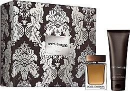 Düfte, Parfümerie und Kosmetik Dolce & Gabbana The One for Men - Duftset (Eau de Toilette 50ml + After Shave Balsam 75ml)