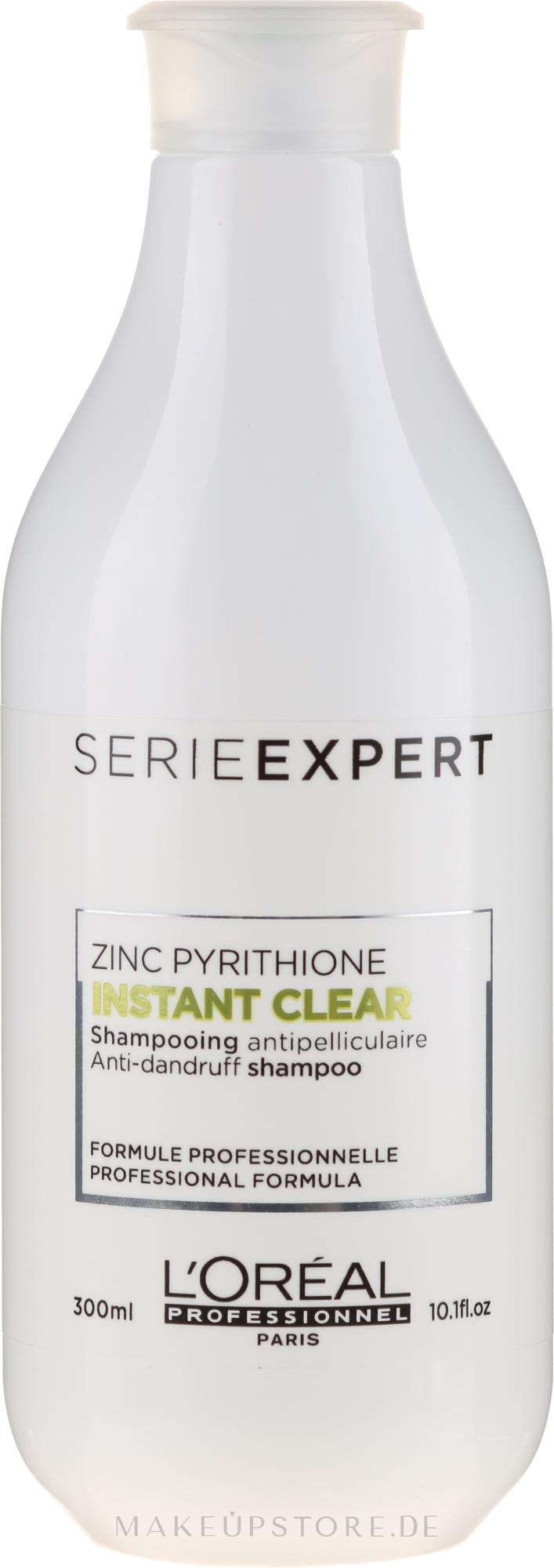 """Anti-Schuppen Shampoo """"Repair & Care"""" - L'Oreal Professionnel Instant Clear Shampoo — Bild 300 ml"""
