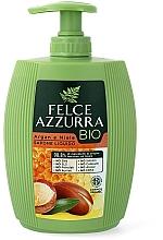 Düfte, Parfümerie und Kosmetik Flüssigseife Arganöl und Honig - Felce Azzurra BIO Argan & Honey Liquid Soap