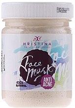 Düfte, Parfümerie und Kosmetik Anti-Akne Gesichtsmaske - Hristina Cosmetics Pharma Face Mask Anti Acne
