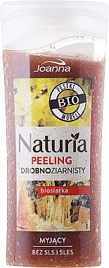 Duschpeeling mit Bio-Schwefel - Joanna Naturia Biosiarka Peeling — Bild N1