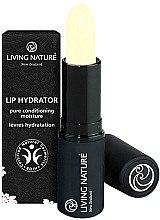 Düfte, Parfümerie und Kosmetik Feuchtigkeitsspendender Lippenbalsam - Living Nature Lip Hydrator