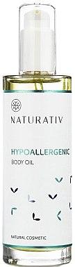 Körperöl - Naturativ Hypoallergenic Body Oil — Bild N1
