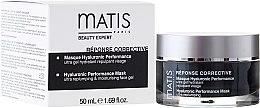Düfte, Parfümerie und Kosmetik Gesichtsmaske - Matis Paris Reponse Corrective Hyaluronic Performance Mask