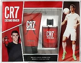 Düfte, Parfümerie und Kosmetik Cristiano Ronaldo CR7 - Duftset (Eau de Toilette 30ml + Duschgel 150ml)