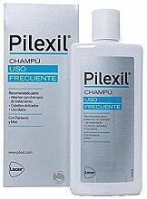 Düfte, Parfümerie und Kosmetik Shampoo gegen Schuppen für häufigen Gebrauch - Lacer Pilexil